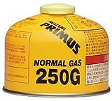 PRIMUS(プリムス) GAS CARTRIDGE ノーマルガス(小) IP-250G [HTRC 2.1]
