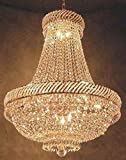 French Empire Crystal Chandelier Chandeliers Lighting H26' X W23'