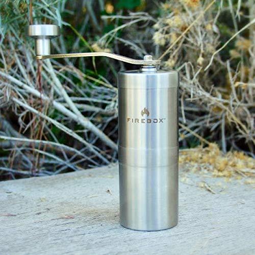FIREBOX(ファイヤーボックス) Coffee Mill コーヒーミル 【日本正規品】軽量 ハンディータイプ 粗さ調整可...