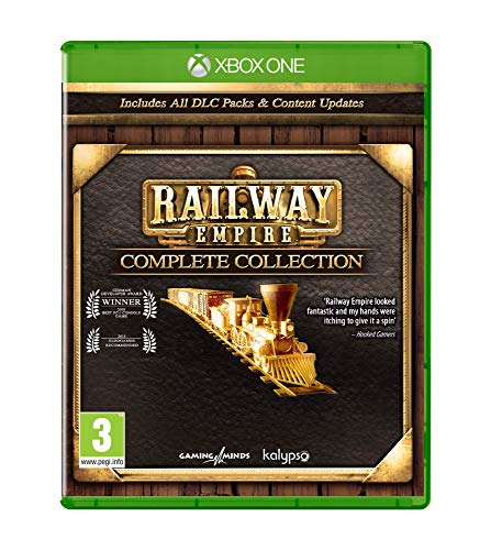 Railway Empire - Complete Collection (Xbox One) [