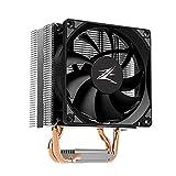 Zalman CNPS 4X Ultra Quiet CPU Cooler for Intel & AMD, 92mm,
