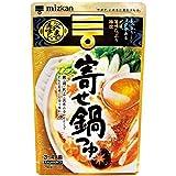 ミツカン 〆まで美味しい寄せ鍋つゆ750g