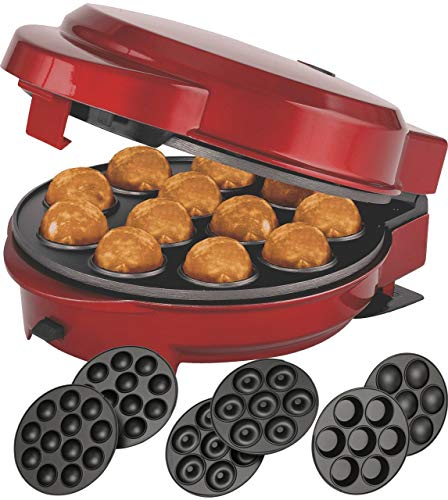 Melissa 16250072 3in1 Donut Muffin und Popcake-Maker 3...