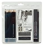 Royal & Langnickel RART200 Set de crayons croquis
