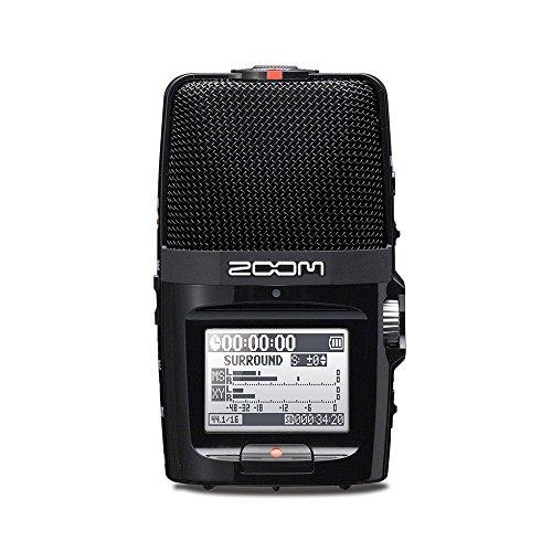 ZOOM ハンディーレコーダー H2n リニアPCMレコーダー