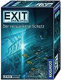Kosmos 694050 - EXIT - Das Spiel - Der versunkene Schatz, Level: Einsteiger, Escape Room Spiel