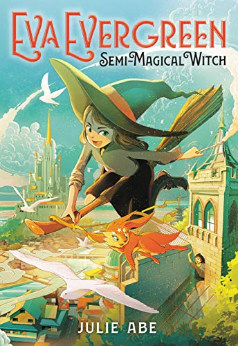Eva Evergreen, Semi-Magical Witch by [Julie Abe]