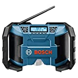 Bosch Professional 0601429200 12V System Radio de Chantier sans-fil GPB...
