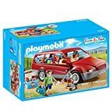 PLAYMOBIL Family Fun Coche Familiar, A partir de 4 años (9421)