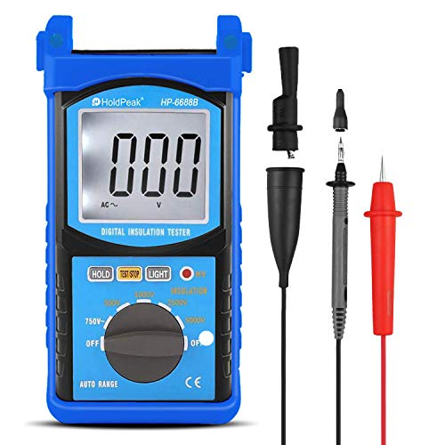 HOLDPEAK HP-6688B Digital Insulation Resistance Tester