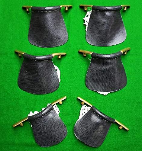 KBA Pool Table Pocket Complete Set (2.00 kg)