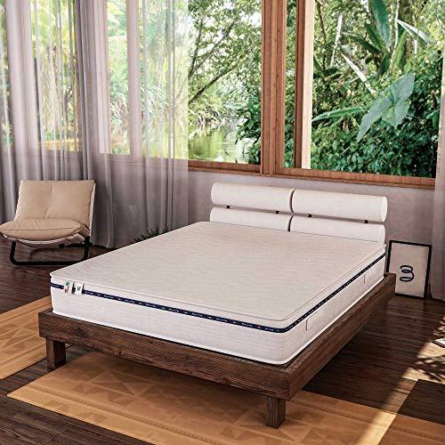 Baldiflex Emporio Materasso Matrimoniale Amazonia Top in Memory Foam 160x190 cm