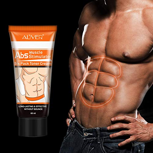 Hot Cream, Abs Extreme 4D Liposuction Body Slimming Cream, Anti Cellulite Abdomen Organic Natural Body Slimming Treatment for Shaping Waist, Abdomen and Buttocks 6
