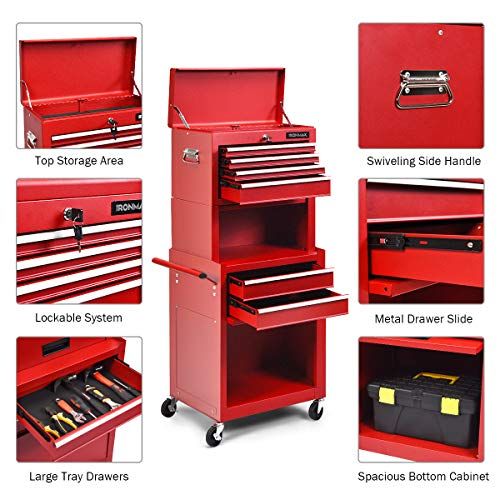 Product Image 5: Better Built 64210121 Top Mount Tool Box
