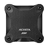 ADATA Entry Series SD600Q: 240GB Black External SSD USB 3.1 Xbox & PS4 Compatible