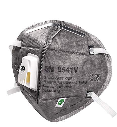 3M 9541V+ FFP2 N-95 PM2.5 (5 Pezzi)