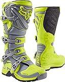 Fox Racing Comp 5 Men's Off-Road Motorcycle Boots - Black/Size 12