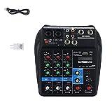 Ywillink Mini USB Audio Mixer Amplifier Amp Bluetooth Board 48V...
