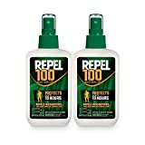 Repel 100 Insect Repellent, 2/4 fl oz