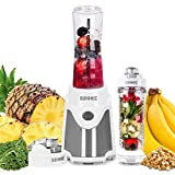 Duronic BL505 Blend & Go Mini Blender/Mixeur à smoothie de 500W avec 2...