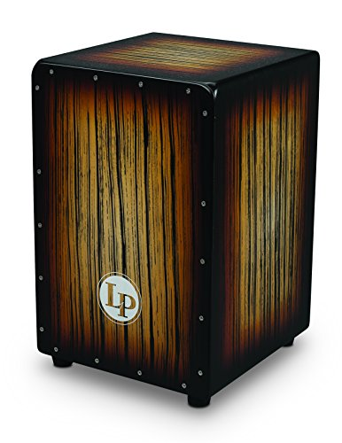 LP Aspire Accents Wire Cajon Sunburst Streak LPA1332-SBS