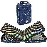 120 Crayons Aquarellables professionnels pour adultes et enfants, Des mines de...