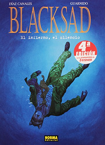 BLACKSAD 4. EL INFIERNO, EL SILENCIO (CÓMIC EUROPEO)