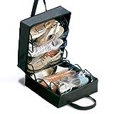 Rayen 6337 Valise à chaussures pour ranger et ordonner toutes vos chaussures