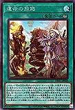 遊戯王カード 運命の旅路(スーパーレア) グランド・クリエイターズ(DBGC)   デッキビルドパック 永続魔法 スーパー レア