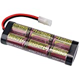 MELASTA 7.2V 4200mAh NiMH Batterie High Power Packs décharge Continue Taux 10C...