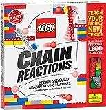 LEGO Chain Reactions (Klutz Science/STEM Activity Kit), 9