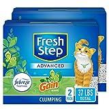 Fresh Step Advanced Clumping Litter