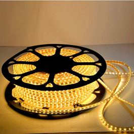 Redfowl led Rope(Strip) Light IP65 with Adapter (Diwali Light,Home Decoration,Christmas,Festival Light) (Warm White, 5…