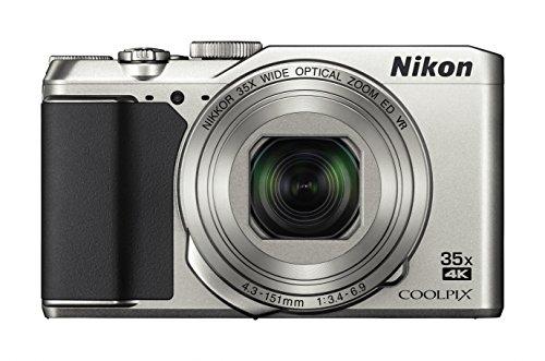 Nikon デジタルカメラ COOLPIX A900 光学35倍ズーム 2029万画素 シルバー A900SL