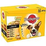 Pedigree Vital Protection - Sachets fraîcheur pour chien adulte...