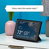 """Fire HD 8 Tablet with Alexa, 8"""" HD Display, 16 GB, Black – with Special Offers + Show Mode Charging Dock (Electronics)"""