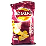 Smoky Flavour Crisps 100% great British potatoes. Cooked with Sunseed Oil, naturally lower in saturates** Not suitable for vegetarians With pork from Norfolk.