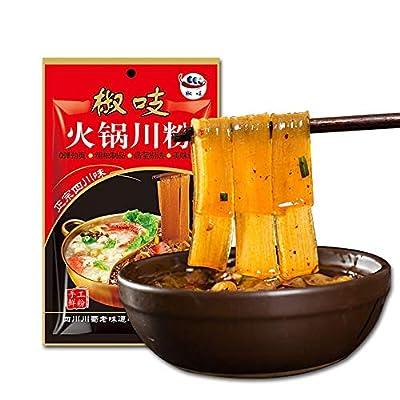 Convenient and fast to cook 240g/8.5oz shao fen Making Process: huo fen--chu fen--leng que--liangshai hong shu fen