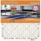NaturalAire Odor Eliminator Air Filter with Baking Soda, MERV 8, 20 x 20 x 1-Inch, 4-Pack