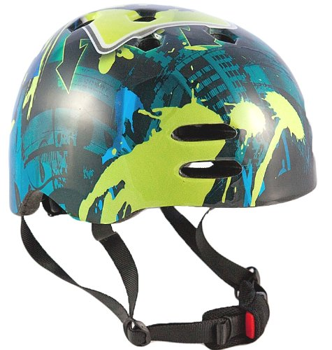 """Sport Direct™? \""""No Bounds Skate BMX Fahrrad Bike Helm"""