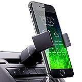 Koomus Pro CD Slot Car Mount Holder Cradle for All Smartphones - Black