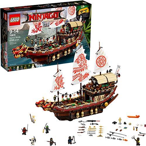 LEGO NINJAGO Movie Destiny's Bounty 70618 (2295 Pieces)
