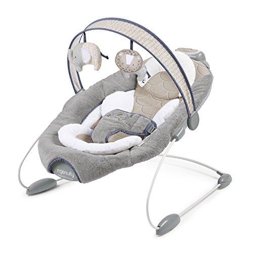 Ingenuity Hamaca bebé con balanceo automático, Townsend