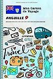 Anguille Carnet de Voyage: Journal de bord avec guide pour enfants. Livre...
