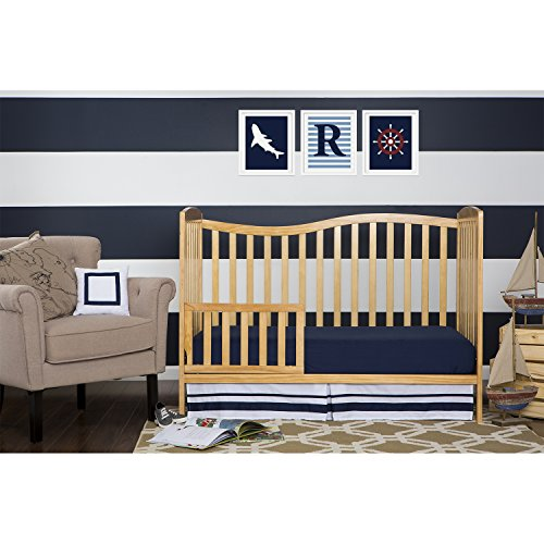 Product Image 3: Dream On Me Chelsea 5-in-1 Convertible Crib, Natural