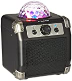 Sylvania Bluetooth Speaker with Disco Ball Top (SP613)