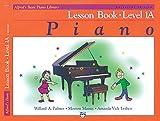 Alfred's Basic Piano Course Lesson Book Level 1A (Alfred's Basic Piano Library)