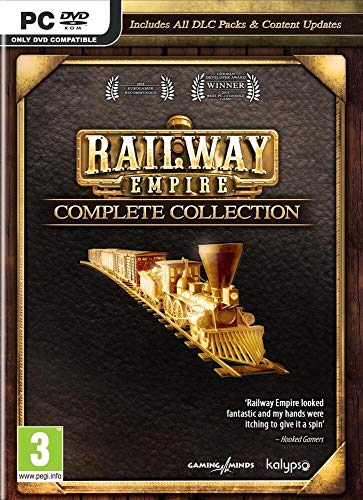 Railway Empire - Complete Collection (PC) [
