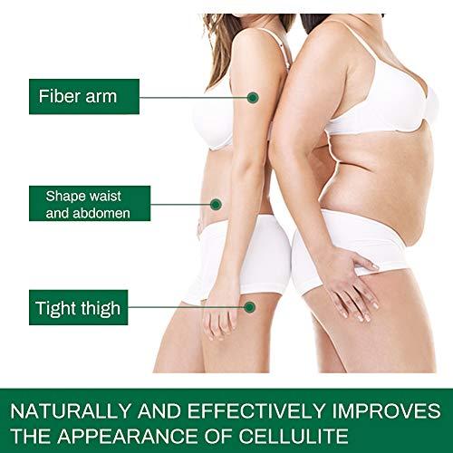 Anti Cellulite Cream, Cellulite Remover, Hot Cream, Anti Cellulite Treatment, Body Firming and Tightening Cream, Belly Fat Burner for Women and Men 5