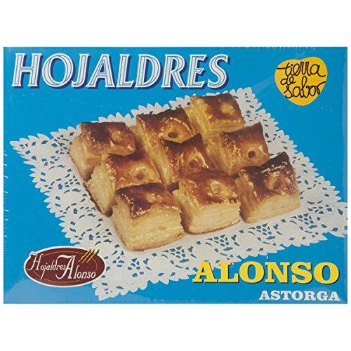 ALONSO - Hojaldres Miguelitos Caja 700 Gr